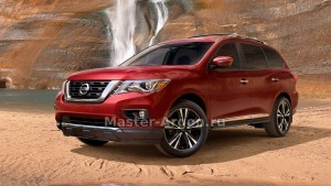 2018-nissan-pathfinder-side-view-red-large